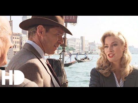 Dr. JONES Meets Dr. ELSA🤨🤔in VENICE | MOVIE MOMENTS | HARRISON FORD - INDIANA JONES (1989)