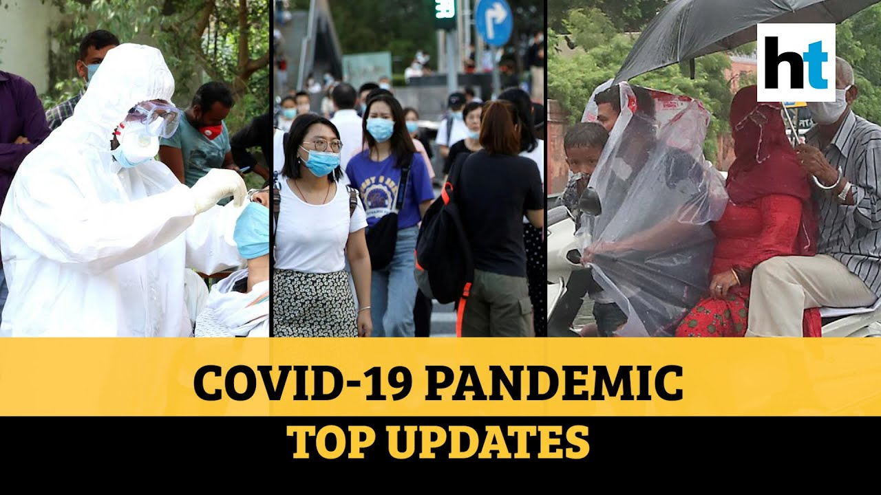 Covid update: India's Oxford vaccine trial; GST cut hope; China's 9-day claim