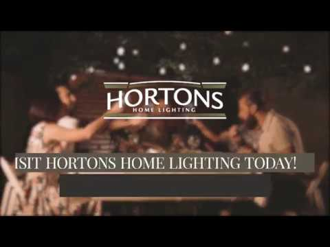 The Perfect Lighting For Summertime Parties   Hortons Home Lighting