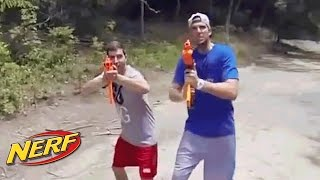 Nerf South Africa - 'Dude Perfect Celebration' Clip