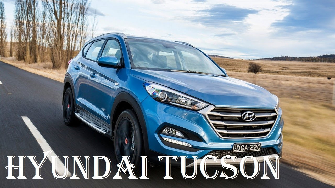 2018 Hyundai Tucson Limited Sport Review Interior Engine Specs Reviews Auto Highlights