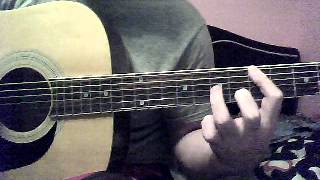 Your Guardian Angel Acoustic Guitar Tutorial (EASY)
