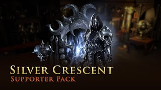 Path of Exile: Silver Crescent Supporter Pack