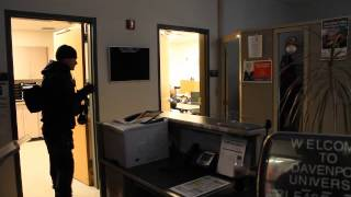 Bcpd/davenport College Active Shooter Training