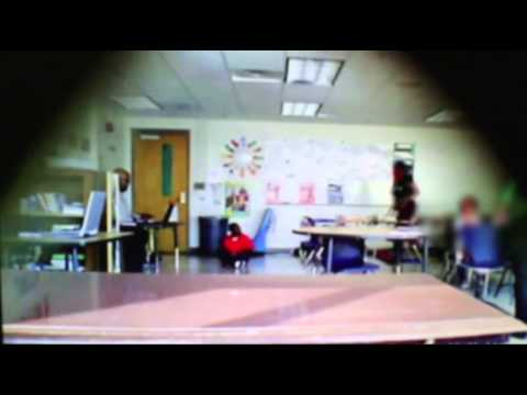Teacher's Hidden Camera Reveals Alleged Abuse