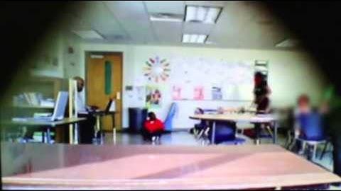 Teacher's Hidden Camera Reveals Alleged Abuse