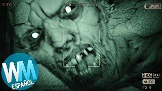 ¡Top 10 Jump Scares en Videojuegos!