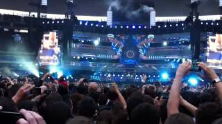 Muse stade de France 22/06/2013 Intro+Supremacy by C.Decaux