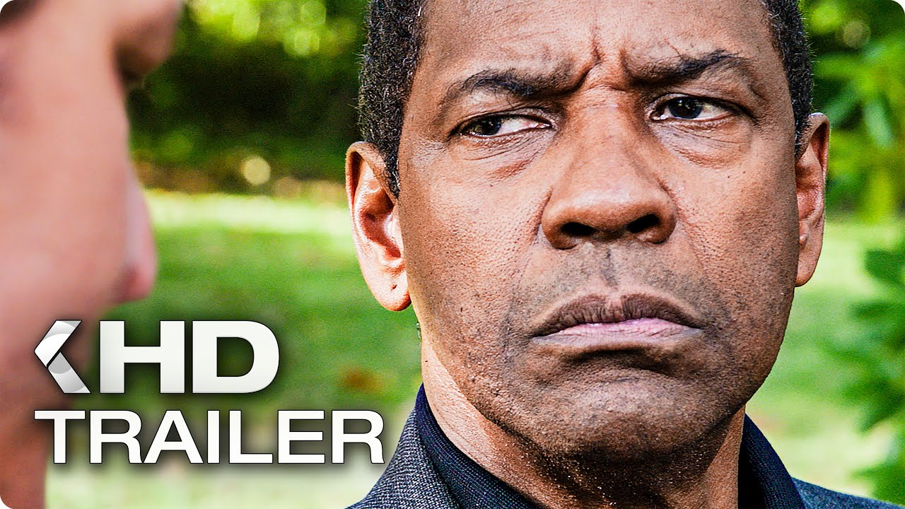 The Equalizer 2 Trailer German Deutsch 2018 Youtube