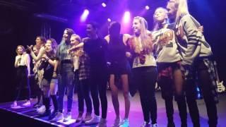 Worth The Fight - Cimorelli Up At Night Tour - Stuttgart