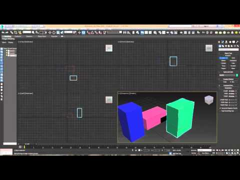 3DS Max for Architects UniSA  - 1