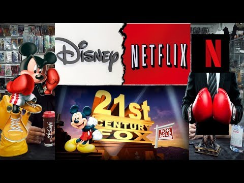 The Shop Episode 18  Netflix Vs Disney Fight for the Stream Crown