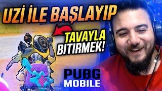 BÖYLE KAVGA GÖRÜLMEDİ! HER YER DROP! PUBG Mobile Gameplay Türkçe