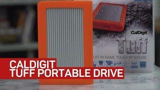 Tuff portable drive from Caldigit