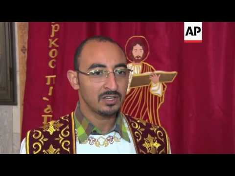 Ethiopian Orthodox Tewahedo: Spiritual Wedding / መንፈሳዊ ሰርግ from YouTube · Duration:  5 minutes 30 seconds