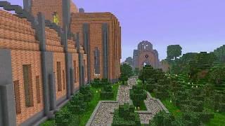 Minecraft - Kathedrale im Zeitraffer: Ein Großprojekt von MineStar.de (GameStar)