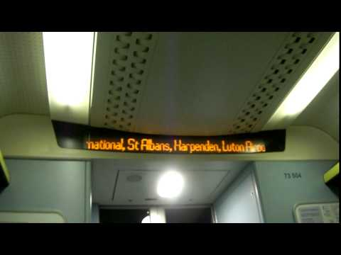 First Capital Connect Class 377504/377521 Announcement