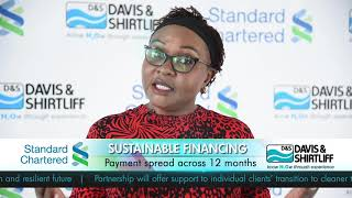 Standard Chartered Head of Retail Banking for Kenya & East Africa, Edith Chumba