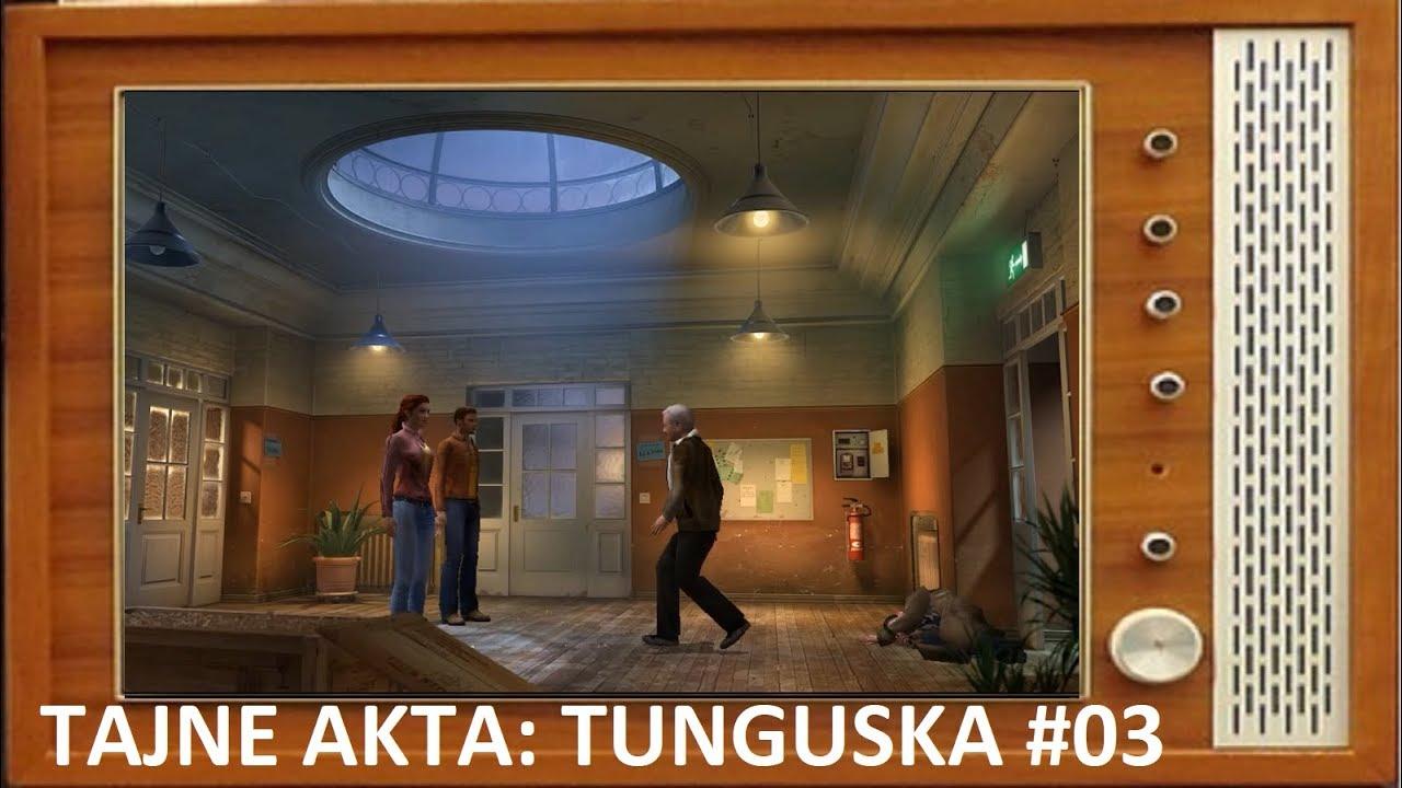 Zagrajmyw Tajne akta: Tunguska [#3]: Podróż do Rosji