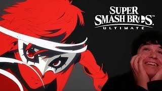 JOKER/AKIRA KURUSU. IN SUPER SMASH BROTHERS ULTIMATE. I'm still trying to process this into my head. O_o -- Just some small context: Yes. This video ...
