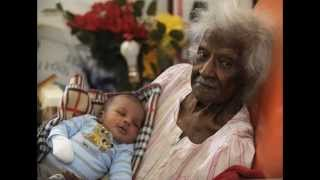 Top 10: Oldest Living People (April 2014)