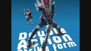 Double-Action Strike Form(テディ solo edit.)