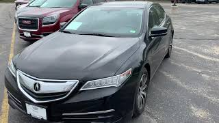 2015 Acura TLX for Matt by Joe Hacker