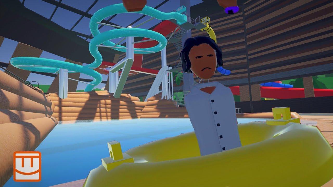 Visiting WaterPark After Lockdown - Rec Room VR