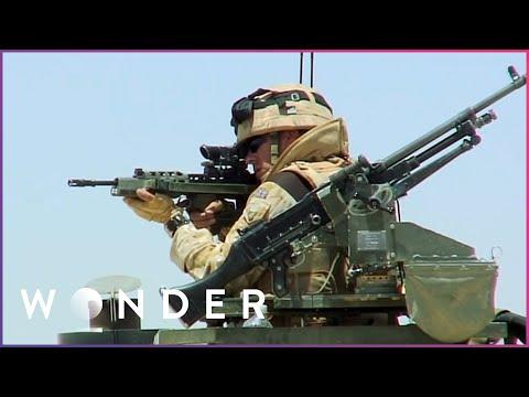 Military Convoy Escape Dangerous Threat Through Warzone | Road Warriors S1 EP3 | Wonder