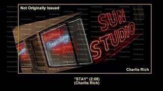 (1958) Sun Stay Charlie Rich YouTube Videos
