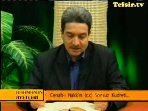 Yasin  Suresi Kuran Tefsiri   33-44  Ayetlerler  Prof.Dr. Şadi Eren