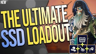 FORTNITE | THE ULTIMATE SSD LOADOUT | Blakebeard