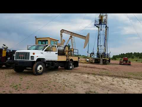 Capillary Energy Radial Drilling Unit Mobilises on to location in Colorado