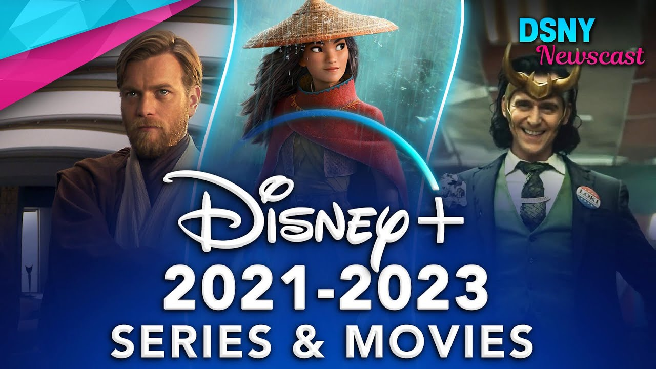 Disney+ 2021-2023 Series & Movies Announced | Disney News | Dec 12, 2020