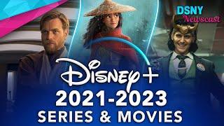Disney+ 2021-2023 Series & Movies Announced | Disney News | Dec 12, 2020