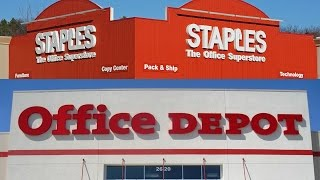 Office Depot, Staples In Trouble After Their Merger Was Scrapped