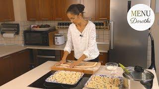 Kopytka. Jak zrobić ciasto ziemniaczane? Jakich użyć ziemniaków? Jak i ile gotować? MENU Dorotki.