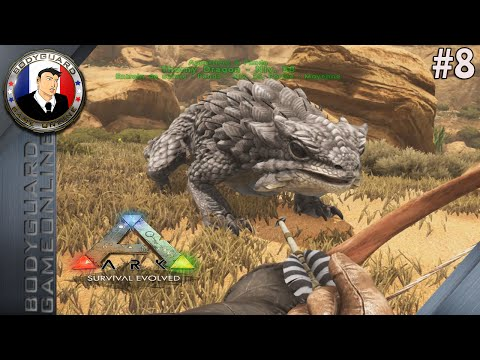 ARK Scorched Earth (DLC) Enfin Un Thorny Dragon #8