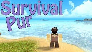 Survival Pur ▶ Roblox Booga Booga #01