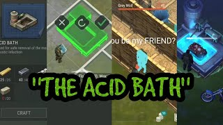 Last Day On Earth 1.6.8 Acid Bath and How To Use It!