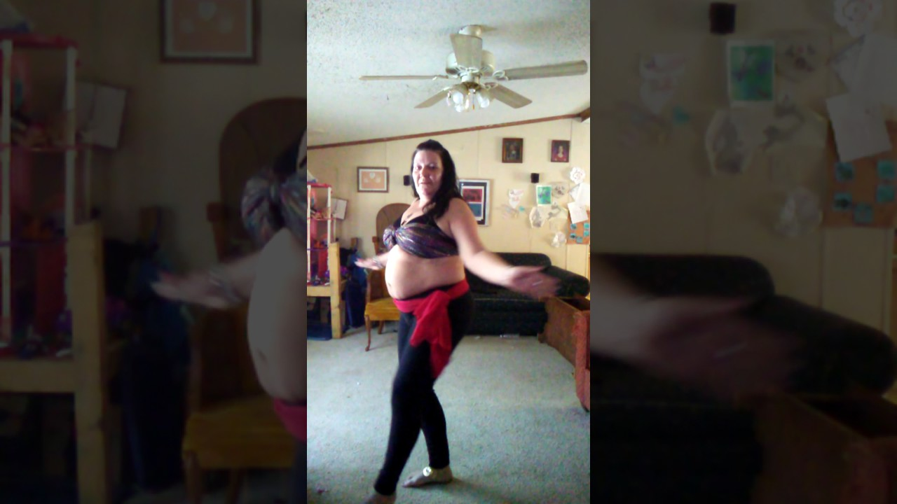 Belly dance for weight loss and toning - YouTube