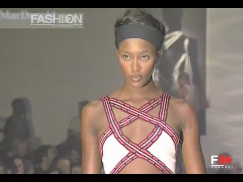 JULIEN MACDONALD Spring Summer 1998 London - Fashion Channel