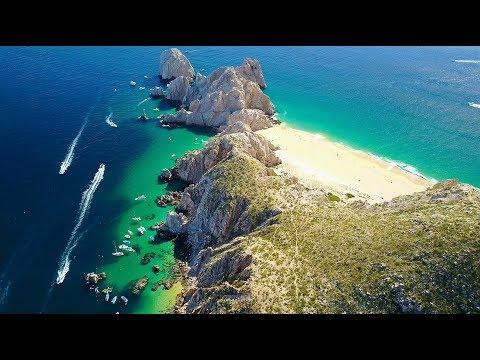 Los Cabos San Lucas Mexico 4k
