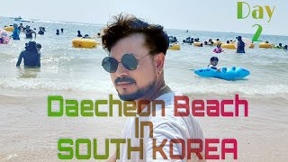 Suwon To Daecheon Beach Trip / Day 2 / Full Video / In South Korea ,4 August 2019
