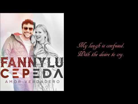 Fanny Lu & Andrés Cepeda   Amor Verdadero English Translation Lyrics