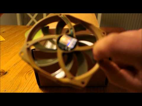 Thermalright AXP-100 LowProfile CPU Cooler Unboxing