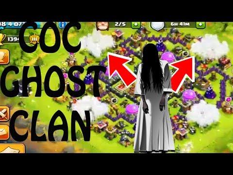 (HINDI) clash of clans ghost clan secrets