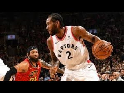 Toronto Raptors vs Atlanta Hawks NBA Full Highlights (9th January 2019)