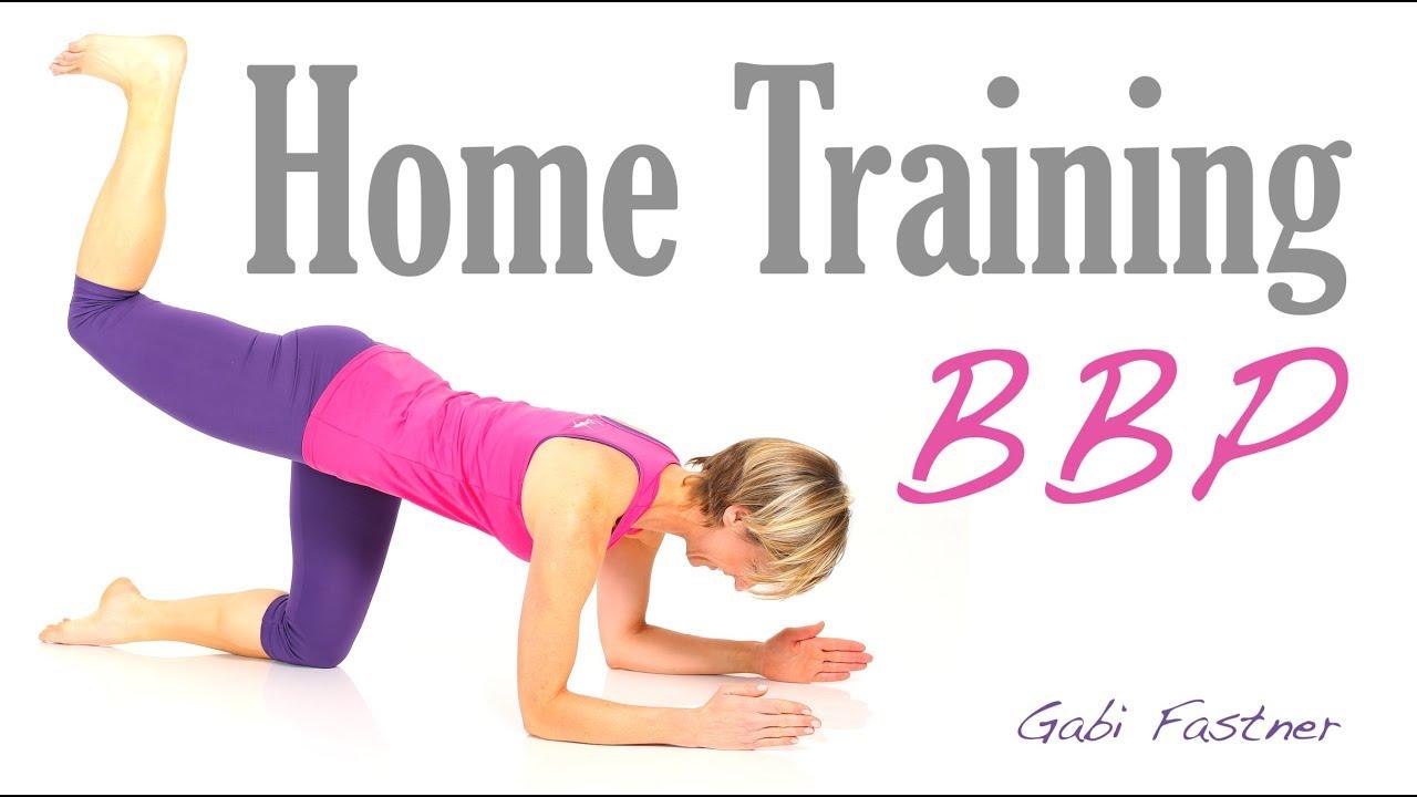 bauch beine po abnehmen übungen