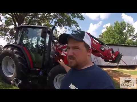 Massey Ferguson 4710 review part 2